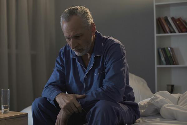 Jak niedobór snu skutkuje Alzheimerem [Fot. motortion - Fotolia.com]