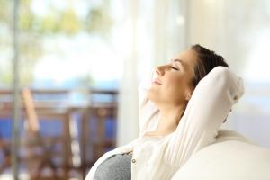 Jak odrobina samotności zmniejsza lęk [Fot. Antonioguillem - Fotolia.com]
