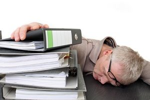 Jak odróżnić zmęczenie od wypalenia zawodowego?  [©  K.- P. Adler - Fotolia.com]
