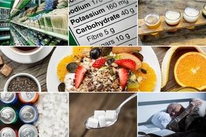Jak ograniczyć cukier w diecie - wypróbuj tych 7 wskazówek [fot. collage Senior.pl]