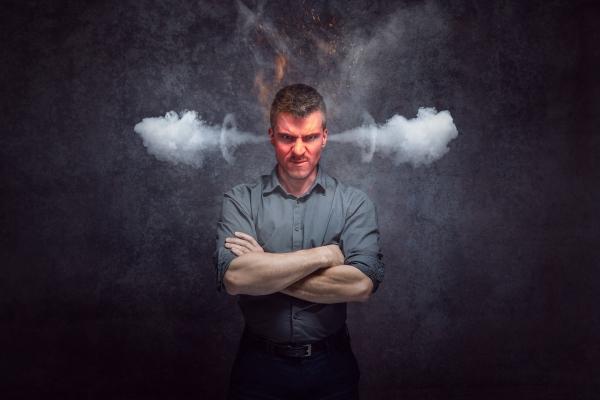 Jak opanować gniew [Fot. VanHope - Fotolia.com]