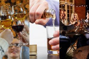 Jak piją Polacy? [fot. collage Senior.pl]