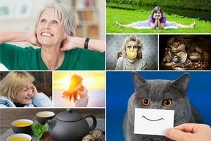Jak pozbyć się stresu w kilka minut? 8 sposobów [fot. collage Senior.pl]