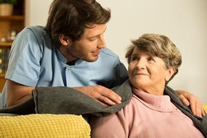 Jak prawidłowo opiekować się swoim rodzicem? [© Photographee.eu - Fotolia.com]