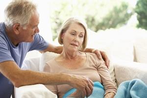 Jak rozmawiać z partnerem o ciężkiej chorobie? [© Monkey Business - Fotolia.com]