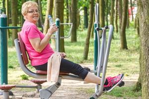 Jak schudnąć po 50-tce? [Ćwiczenia, © ratmaner - Fotolia.com]