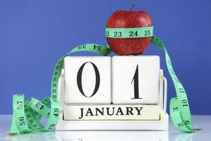 Jak schudnąć w Nowym Roku? Zobacz 4 ważne zasady [© millefloreimages - Fotolia.com]