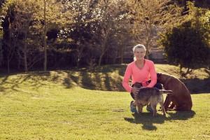 Jak spacerowa� z psem? [© mavoimages - Fotolia.com]