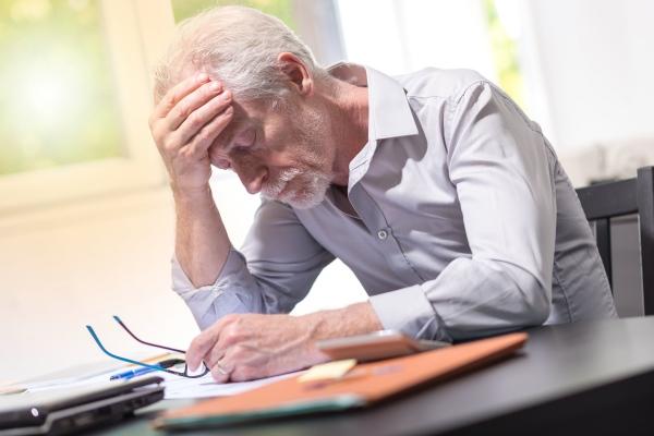 Jak stres zwiększa ryzyko demencji [Fot. thodonal - Fotolia.com]