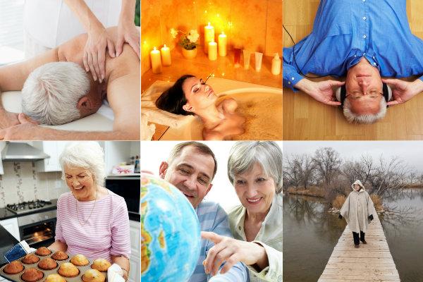 Jak styl życia wpływa na funkcje poznawcze [fot. collage Senior.pl]