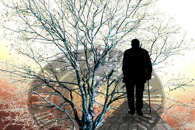 Jak subiektywna ocena wieku może wpływać na zdrowie [fot. Gerd Altmann from Pixabay]
