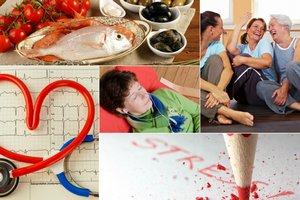 Jak uniknąć choroby serca i udaru [fot. collage Senior.pl]