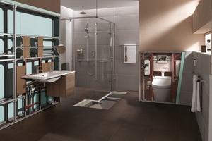Jak urządzić łazienkę dla osób starszych i niepełnosprawnych? [fot. TECE]