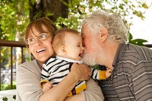 Jak ważni są dziadkowie - najsłynniejsze cytaty [© Ana Blazic Pavlovic - Fotolia.com]