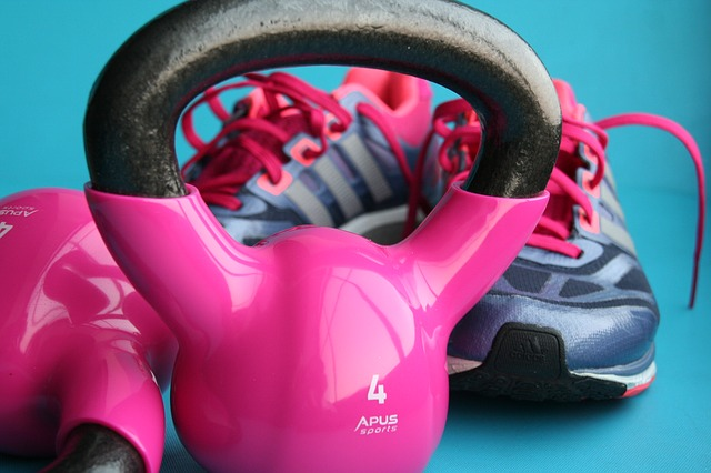 Jak ćwiczenia wpływają na sposÃłb jedzenia i odchudzanie [fot. Joanna Dubaj from Pixabay]