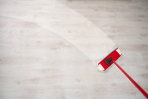 Jak właściwie pielęgnować różne rodzaje podłóg? [Podłoga, © luckybusiness - Fotolia.com]
