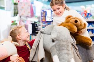 Jak wybierać bezpieczne zabawki? [© Kzenon - Fotolia.com]