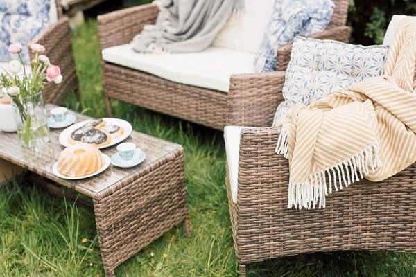 Jak wybrać meble ogrodowe i urządzić miejsce wypoczynku? [Fot. materiały prasowe]