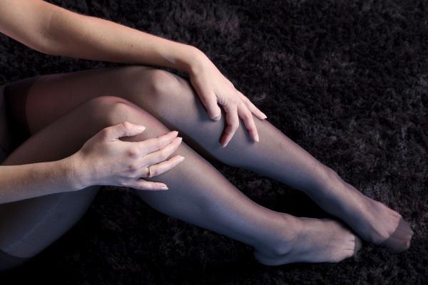 Jak wybrać rajstopy zdrowe dla nóg? [Fot. Wojciech Skóra - Fotolia.com]