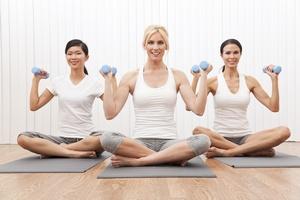 Jak zachować młodość? Wystarczy 45 minut ćwiczeń trzy razy w tygodniu [© Darren Baker - Fotolia.com]