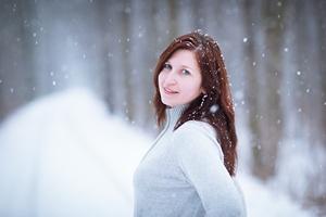 Jak zadbać o włosy zimą [© lightpoet - Fotolia.com]
