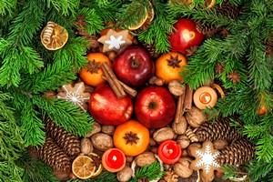 Jak zdrowo świętować Boże Narodzenie i nie przytyć?  [Święta, © LiliGraphie - Fotolia.com]