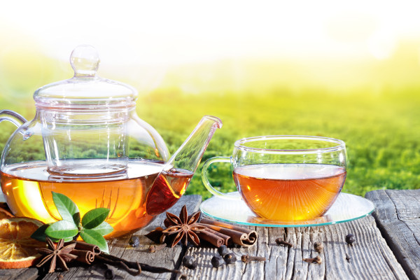Jak zielona herbata chroni serce [Fot. Romolo Tavani - Fotolia.com]