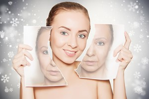 Jak zimą dbać o skórę? 4 proste sposoby [Skóra zimą, © transurfer - Fotolia.com]
