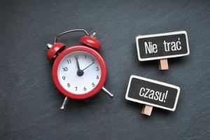 Jak znaleźć czas, gdy nie ma czasu? [Fot. bnorbert3 - Fotolia.com]