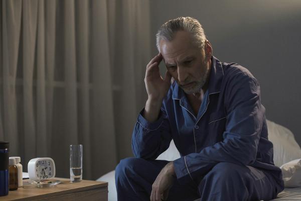 Jaki jest związek pomiędzy zaburzeniami snu i udarami [Fot. motortion - Fotolia.com]