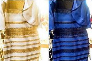 Jaki kolor ma ta sukienka? Kilka odpowiedzi [fot. tumblr]