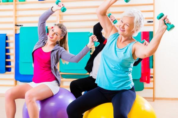 Jakie ćwiczenia są najlepsze dla mózgu? Treningi aerobowe [Fot. Kzenon - Fotolia.com]