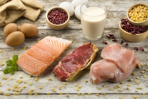 Jakie są objawy niedoborÃłw białka - 5 częstych symptomÃłw [Fot. piyaset - Fotolia.com]