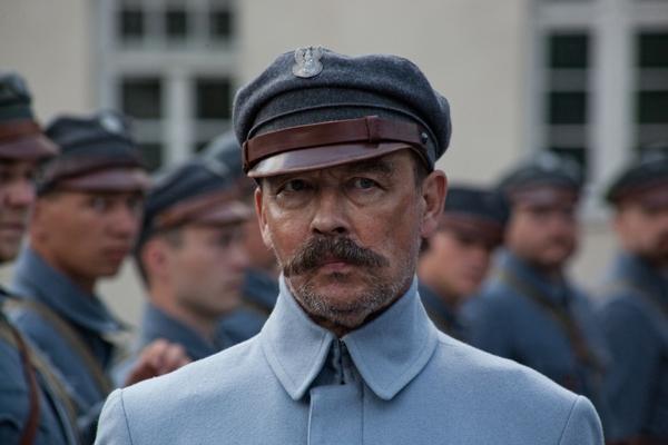 Jan Frycz jest brygadierem Józefem Piłsudskim [Jan Frycz fot. Jacek Piotrowski]