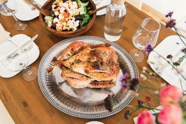 Jedz drób zamist czerwonego mięsa - to zmniejszy zagrożenie rakiem piersi [fot.  Free-Photos z Pixabay]