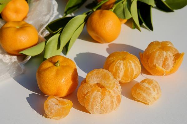 Jedz mandarynki. Uchronisz się przed cukrzycą i chorobami serca [fot. 1195798 z Pixabay]