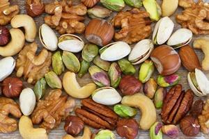 Jedz orzechy. Osłabisz rozwój raka prostaty [© graletta - Fotolia.com]