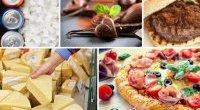 Jedzenie, które uzależnia - 5 najpowszechniejszych produktów