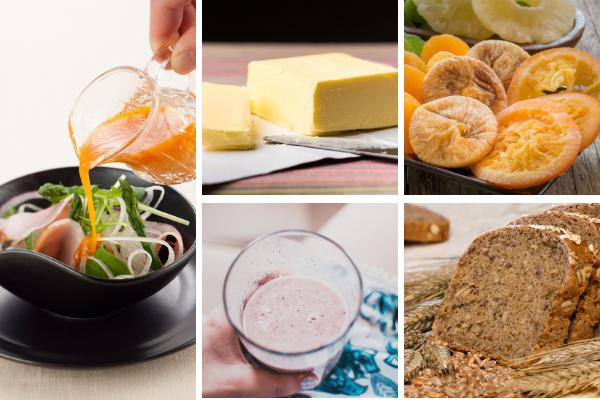 Jedzenie, które wydaje się zdrowe, ale takie nie jest  [fot. collage Senior.pl / Canva]