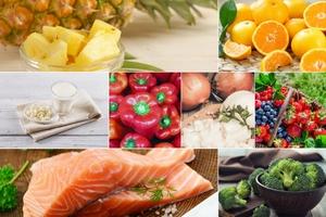 Jedzenie na alergię - te 6 grup produktów osłabia jej objawy [fot. collage Senior.pl]