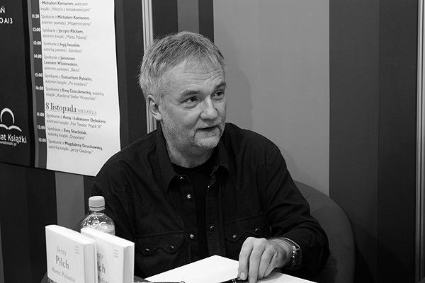 Jerzy Pilch nie żyje [fot. Mgieuka, CC BY 3.0, Wikimedia Commons]
