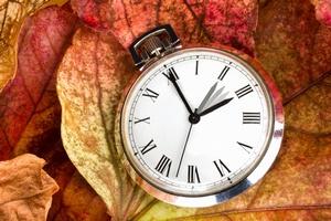 Jesienna zmiana czasu 2020 [© v.poth - Fotolia.com]