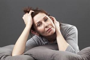Jeszcze smutek i przygnębienie czy już depresja? Granica nie zawsze ostra [© STUDIO GRAND OUEST - Fotolia.com]
