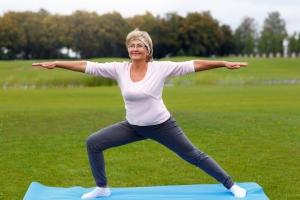 Joga osłabia zaburzenia lękowe [Fot. capifrutta - Fotolia.com]