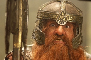 John Rhys-Davies fot. Warner Bros Entertainment Polska