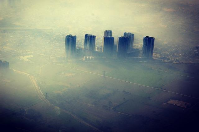 JuÅź niskie stÄ™Åźenia zanieczyszczeń skutkują przedwczesną śmiercią [fot. alvpics from Pixabay]