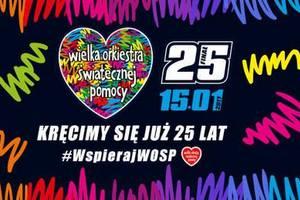 Jubileusz WOŚP - Orkiestra gra po raz 25. [fot. WOŚP]