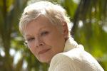 Judi Dench maluje pamiętnik [Judi Dench fot. UIP]