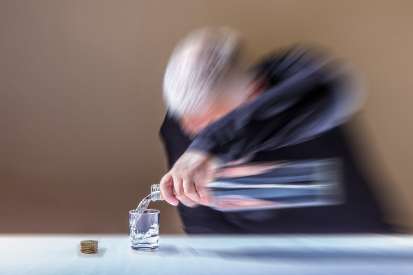 Już jeden drink dziennie może podnosić ciśnienie krwi? [Fot.Rainer Fuhrmann - Fotolia.com]