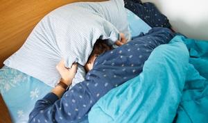 Kłopoty ze snem zwiększają ryzyko przedwczesnej śmierci. SzczegÃłlnie u diabetykÃłw [© codrin - Fotolia.com]